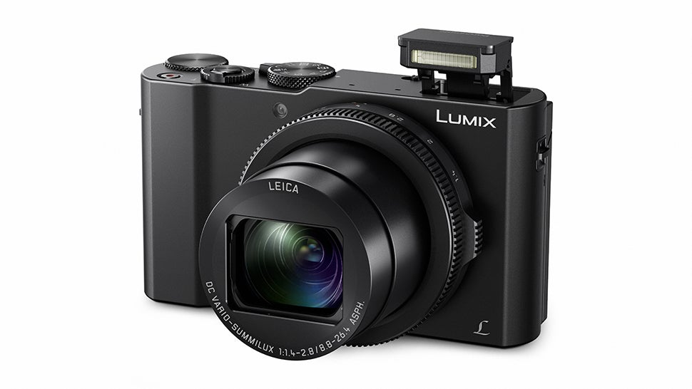 Panasonic's New Compact Camera Is Much Cheaper Than It Looks