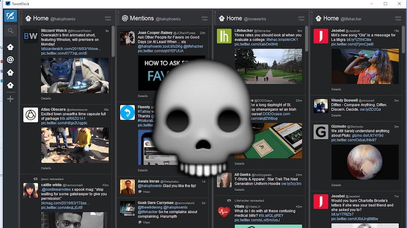 TweetDeck for Windows Is Officially Dead