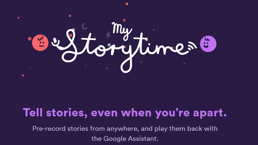 Record And Share Bedtime Stories For Your Kid Using Google Home