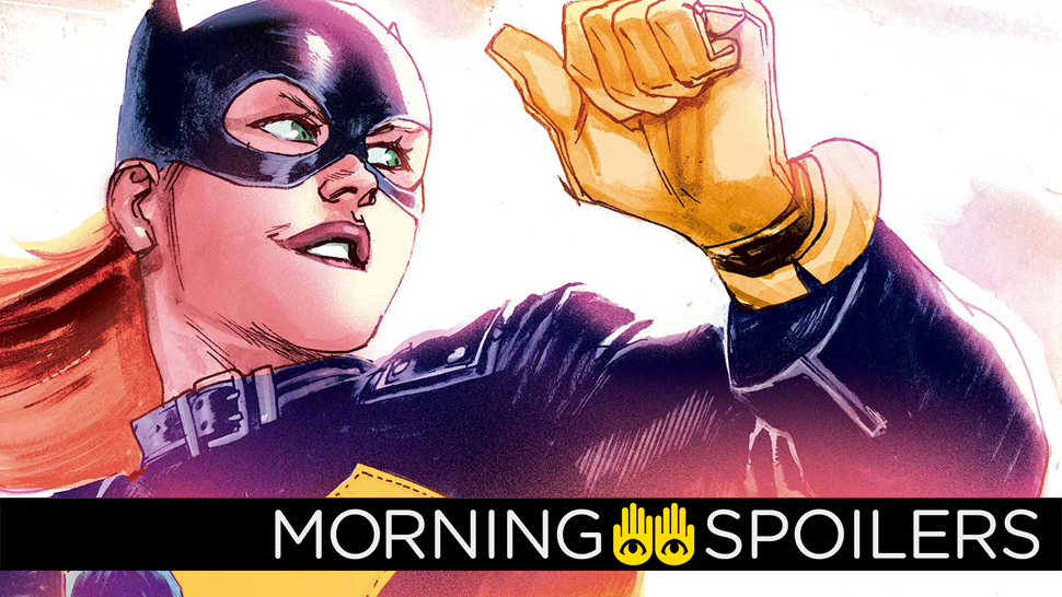 You Shouldn't Believe Those Joss Whedon Batgirl Rumours