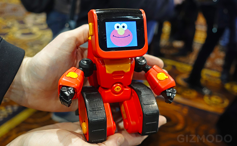 Cyborg Elmo Wants To Teach Kids To Code, Not Exterminate Humanity