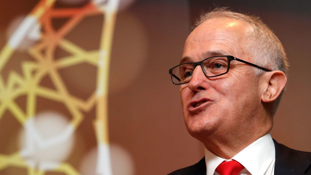 Prime Minister Says The Laws Of Australia Can Beat The Laws Of Maths