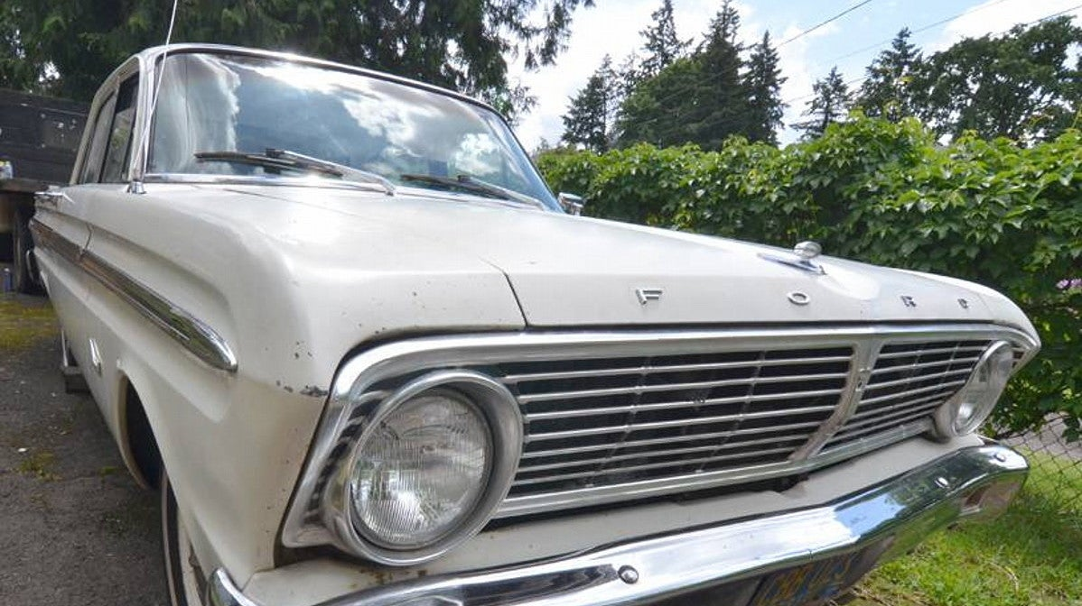 At $3,000, Would You Make This Project 1965 Ford Falcon Fly?