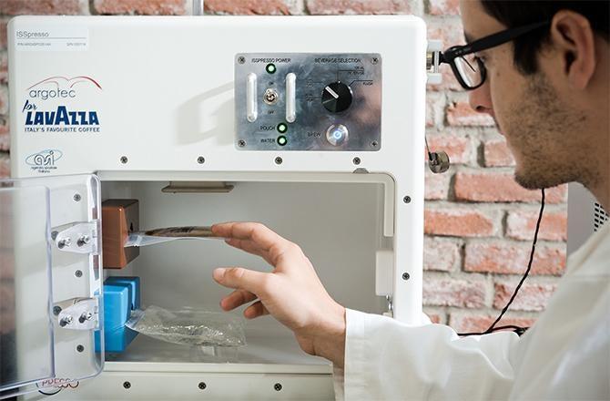 One Small Espresso Machine For the ISS, One Giant Leap For Humankind