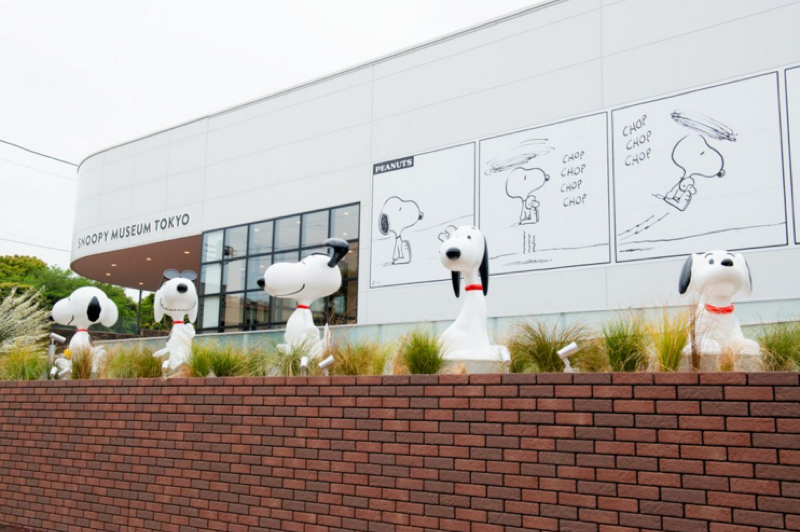 The World's First Snoopy Museum Is Opening in Tokyo