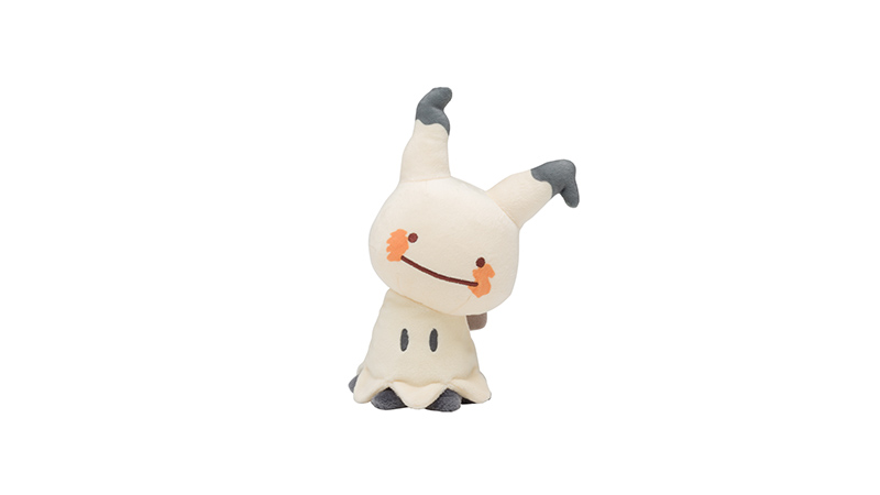 The New Ditto-Mimikyu Pokémon Plush Is Breaking My Brain