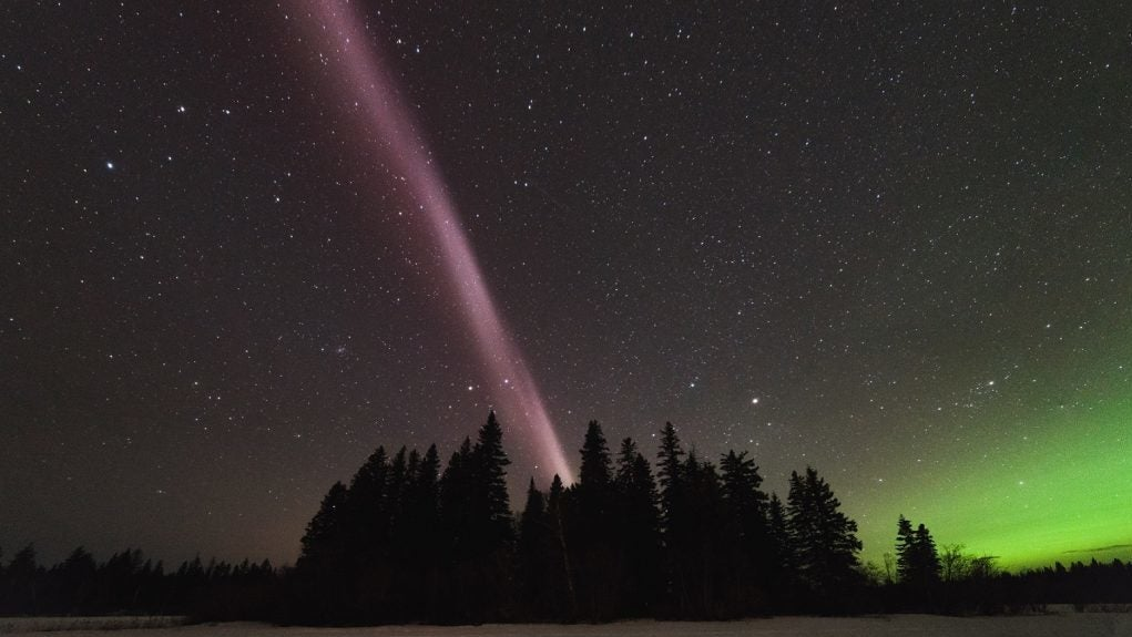 Mysterious Aurora-Like Lights Above Canada Continue To Confuse Scientists