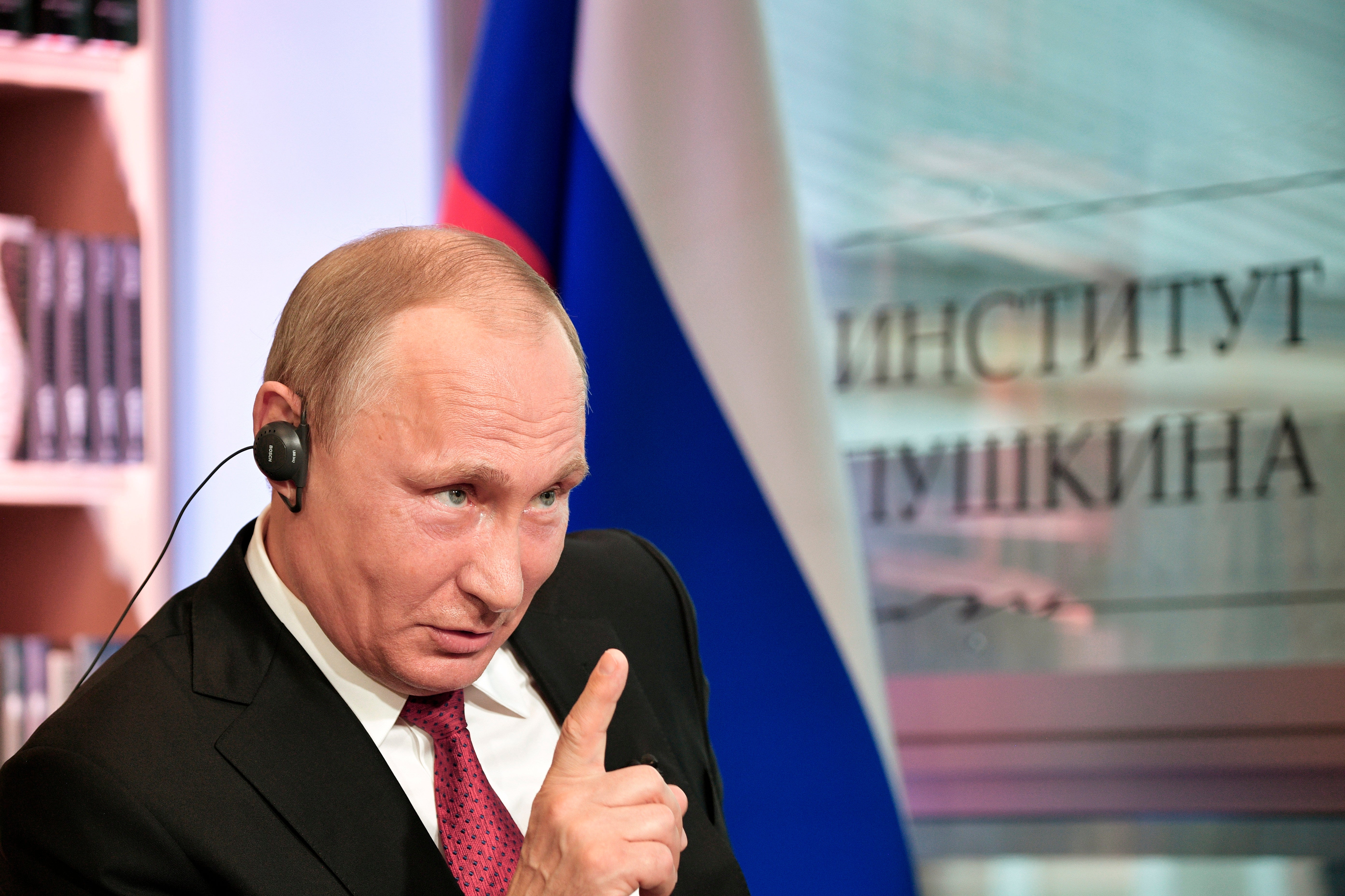 Putin Praises 'Patriotic' Russian Hackers He Definitely Doesn't Know Or Employ