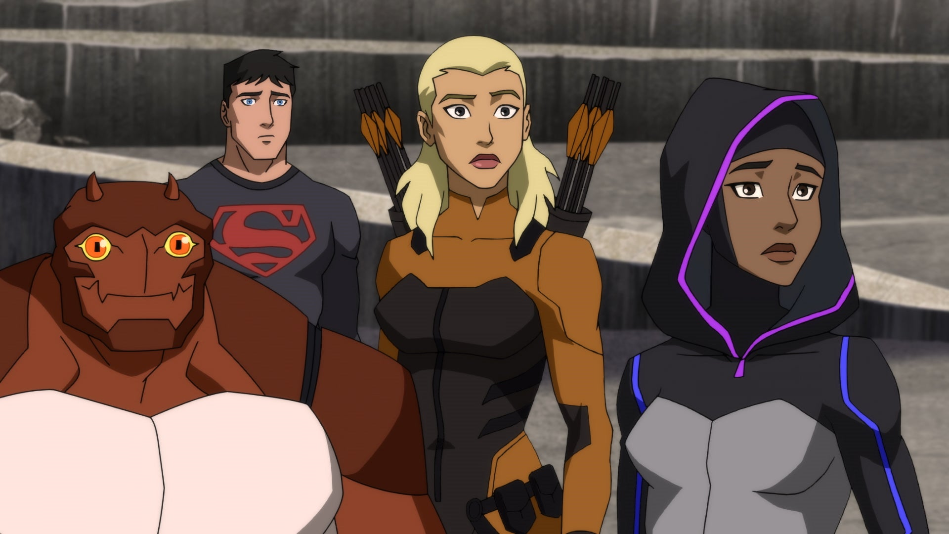 Young Justice: Outsiders Just Keeps Getting Bigger And Busier
