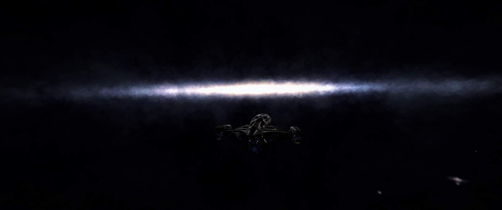 Elite Dangerous Players Are Rescuing A Player Who's Been Stranded In Space Since November