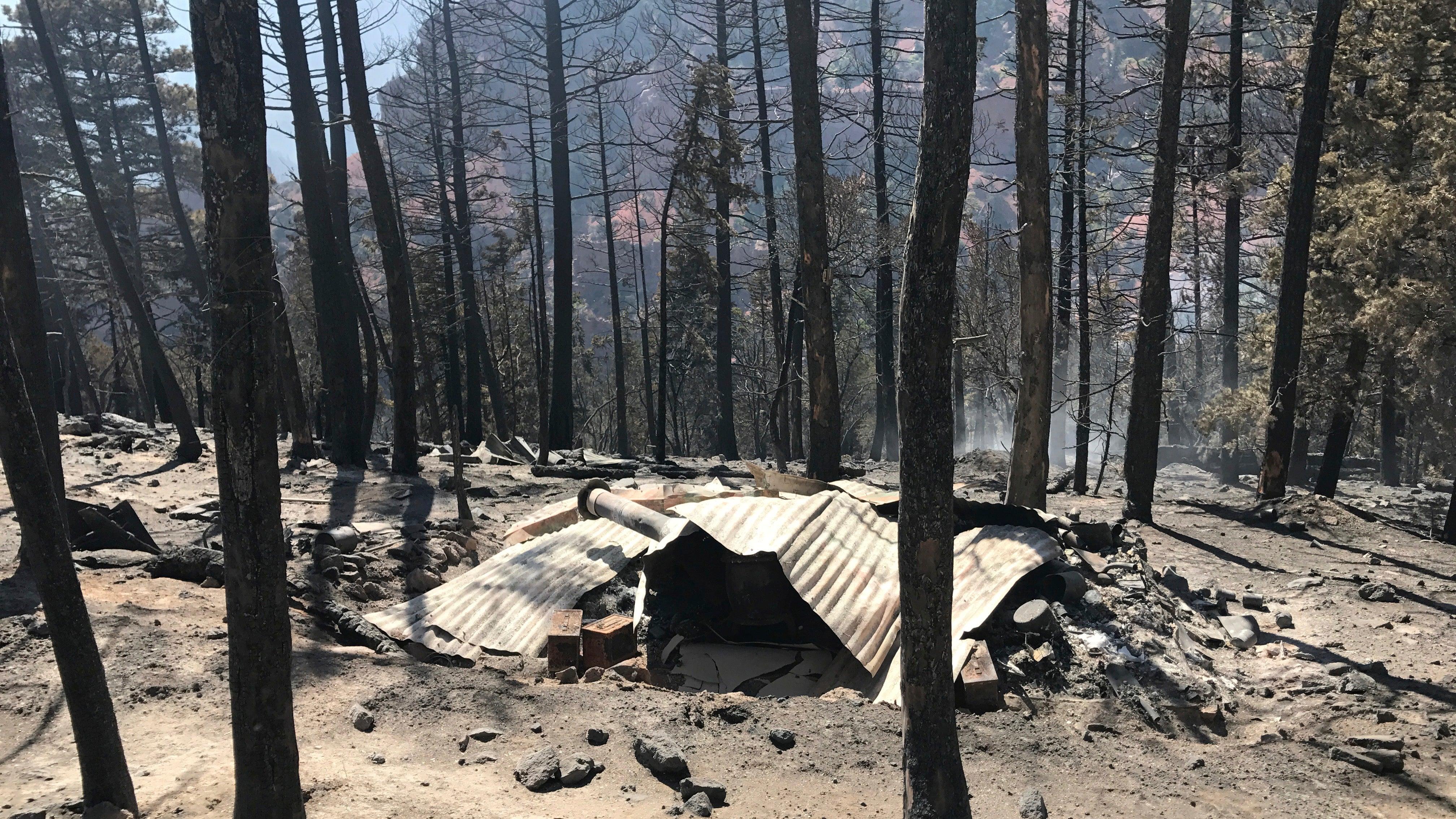 Doomsday Prepper's Sketchy, Ammo-Filled Bunker Destroyed By Regular Old Bushfire