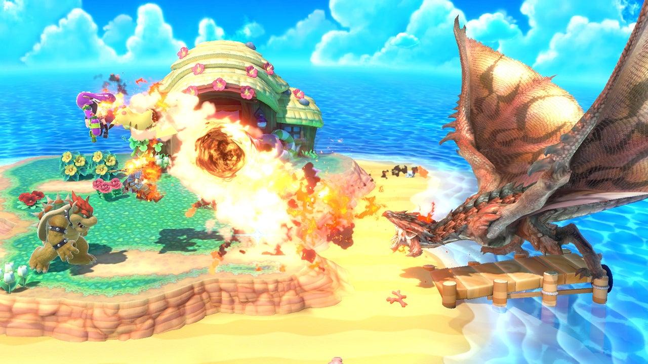 Full Copy Of Super Smash Bros  Ultimate Leaks Two Weeks Before