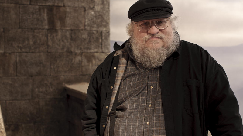 Yes, Obviously George R.R. Martin Watches Game Of Thrones