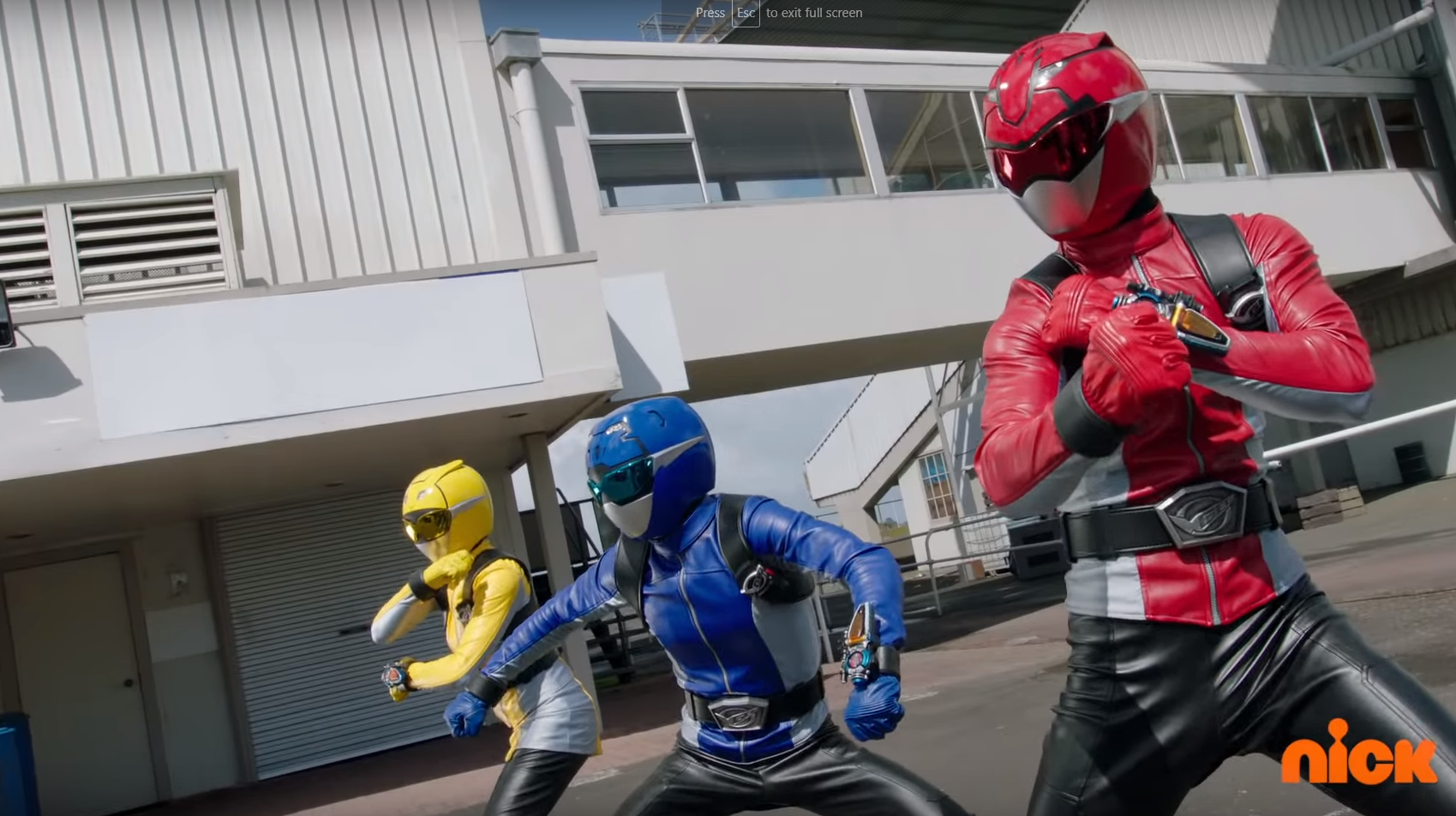 The Newest Promo For Power Rangers Beast Morphers Is An Exciting Throwback