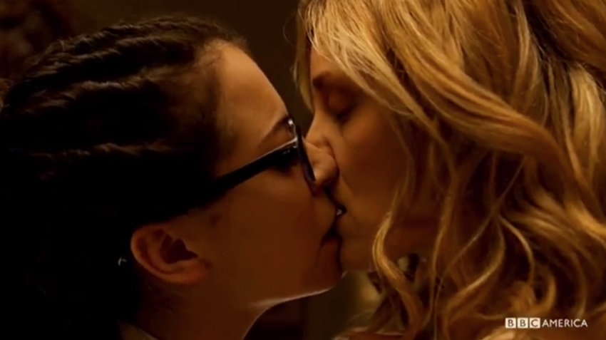 Orphan Black Promo Hints At Cosima And Delphine's Wedding Day