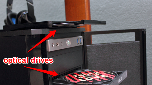 Add More Optical Drives To Speed Up Your Music Collection Rips