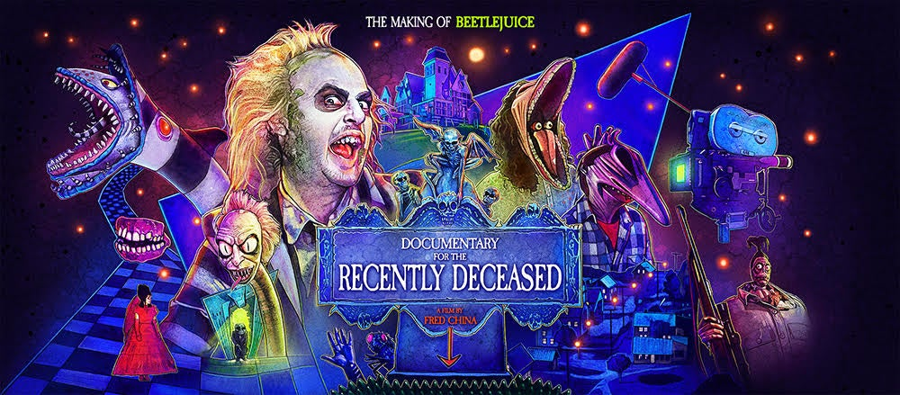 A New Beetlejuice Documentary Will Go Behind The Scenes Of The Horror Cult Classic