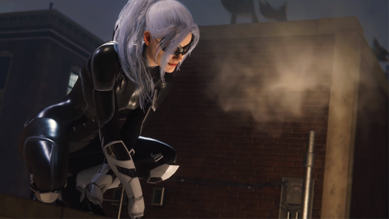 Spider-Man's Intriguing Black Cat Adventure Needs More Felicia Hardy