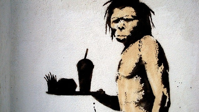 Break Bad Habits By Tricking Your 'Inner Caveman'