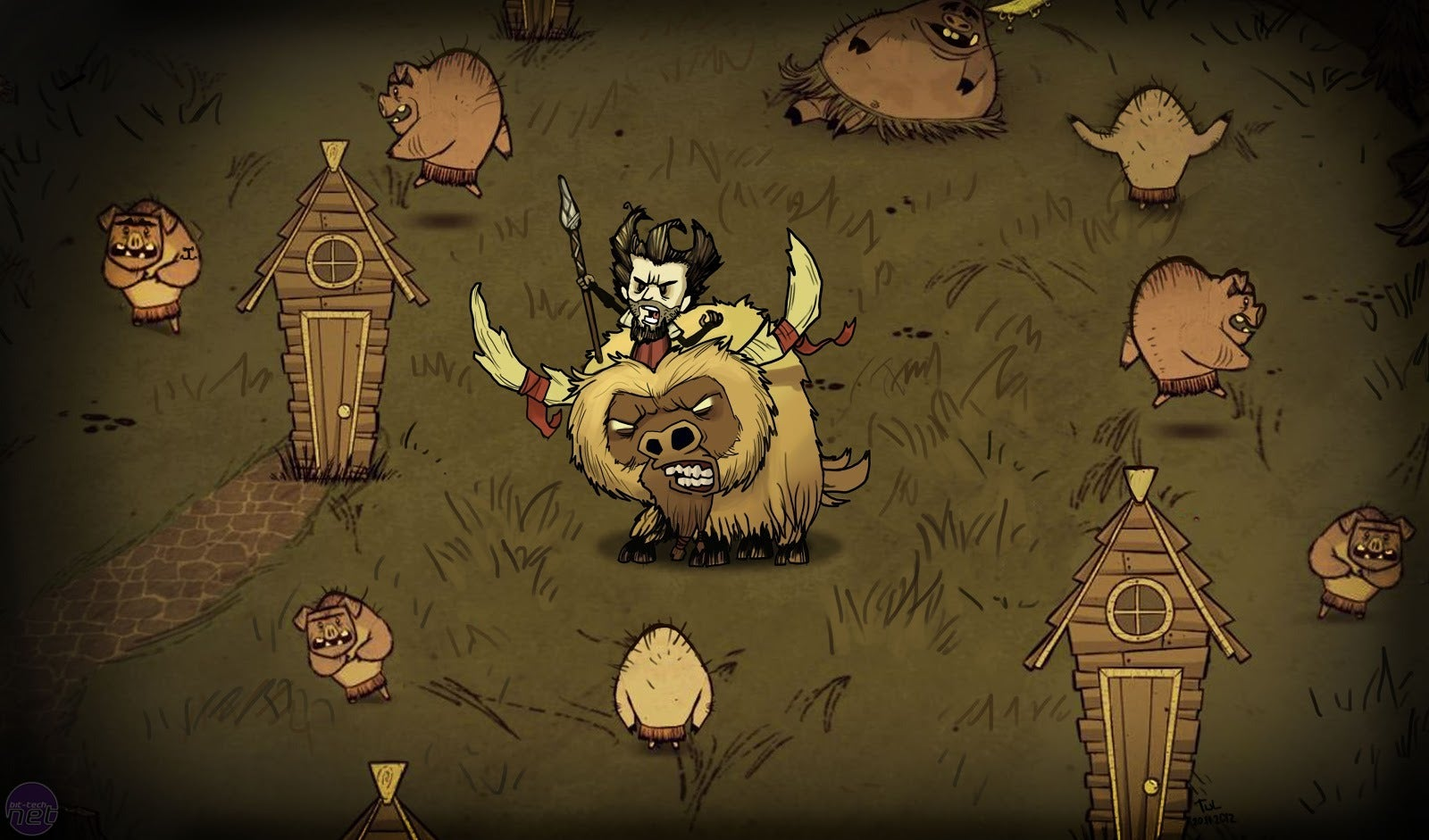 Don't Starve Coming To PlayStation Vita