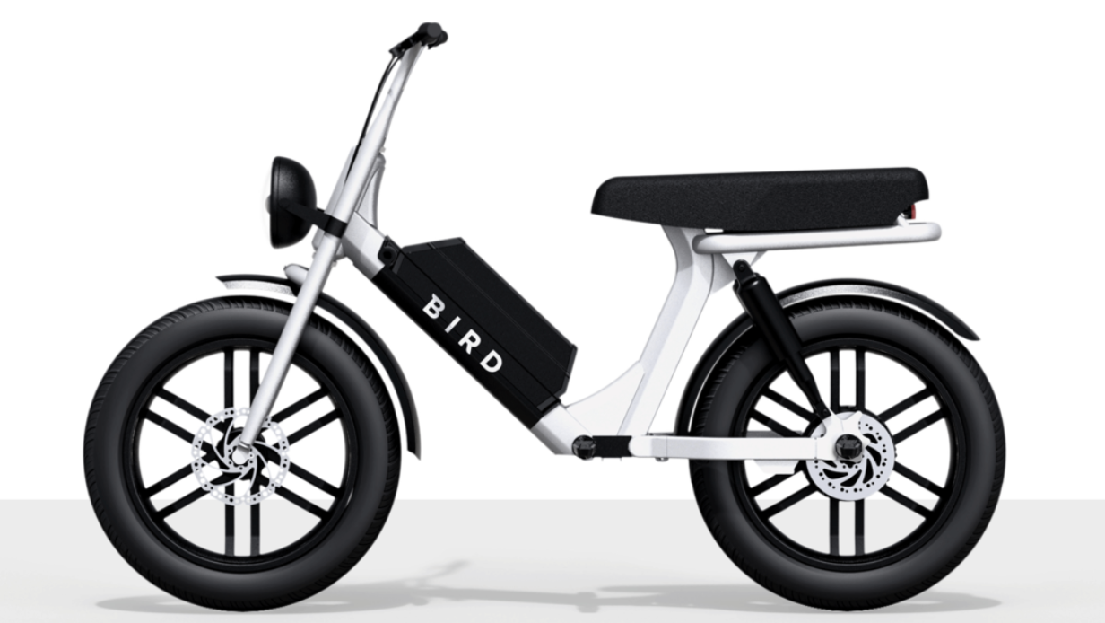 Bird Announces Electric Moped That Can Injure Two Riders At The Same Time