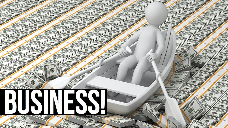 This Week In The Business: A Billion Dollar Battle