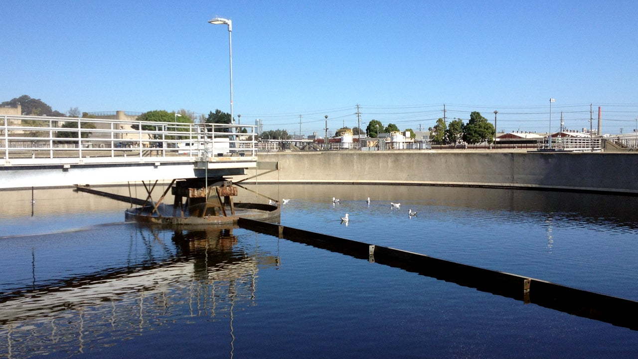 An Inside Tour of San Francisco's Sewage Treatment Plant