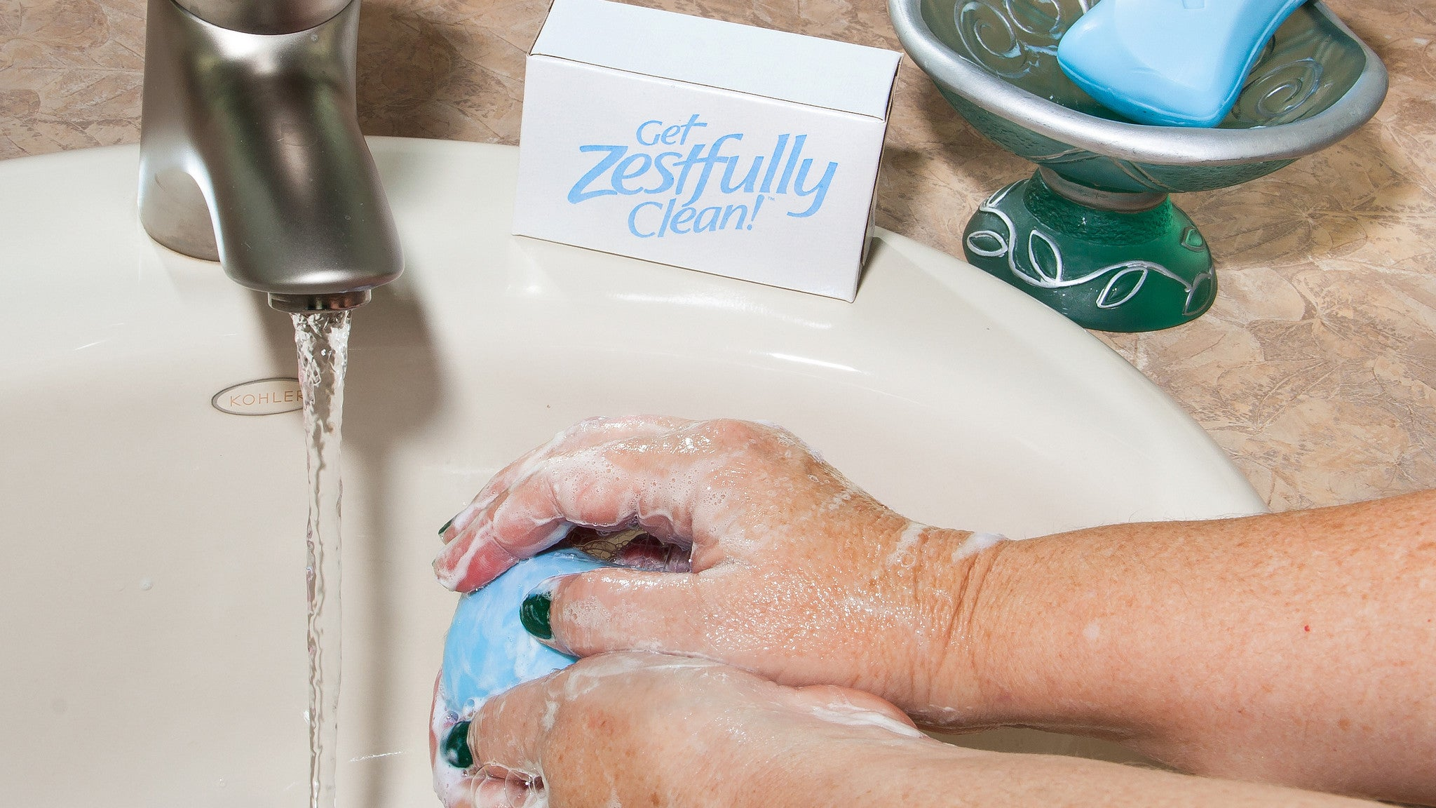 Wash Your Hands at the Hospital or Doctor's Office to Avoid Bringing Nasty Germs Home