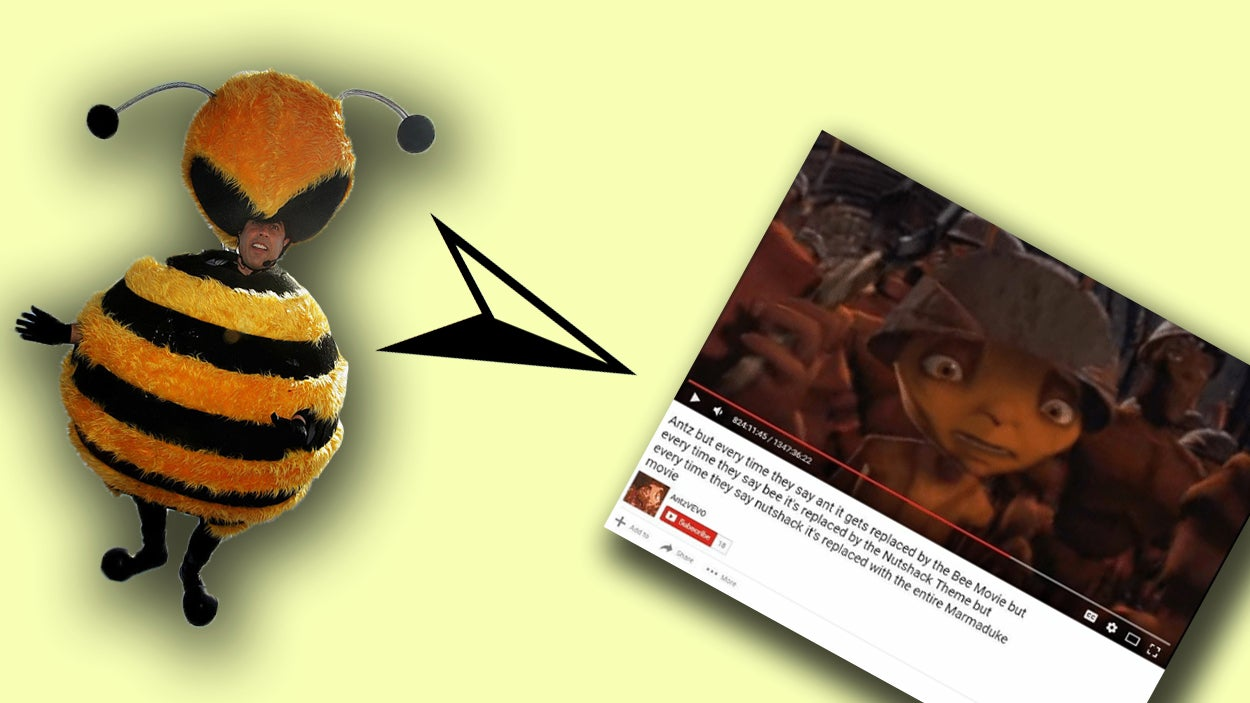 What Hath Bee Movie Wrought?