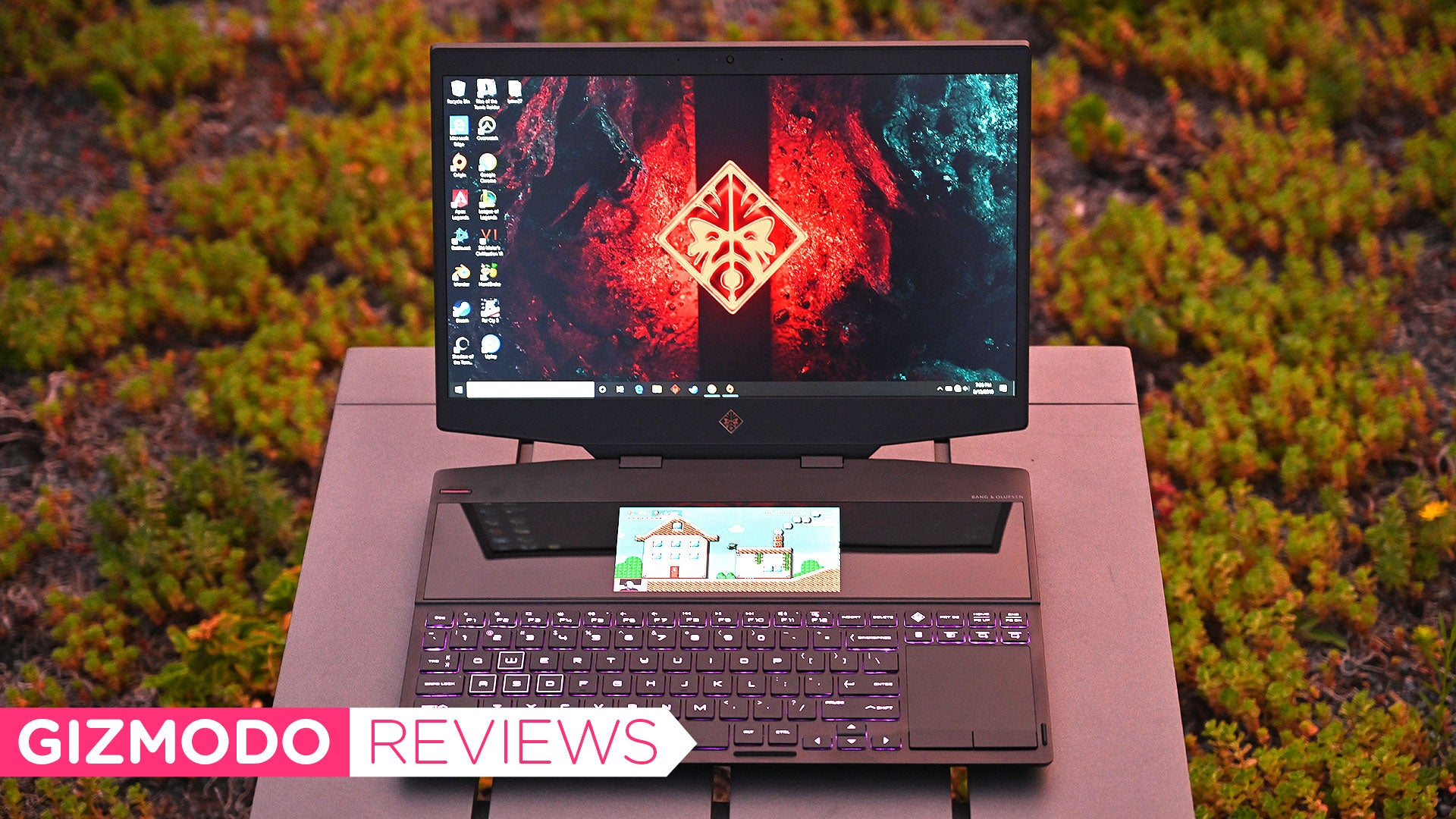 HP's Omen X 2S Is Proof Dual-Screen Laptops Can Be Awesome