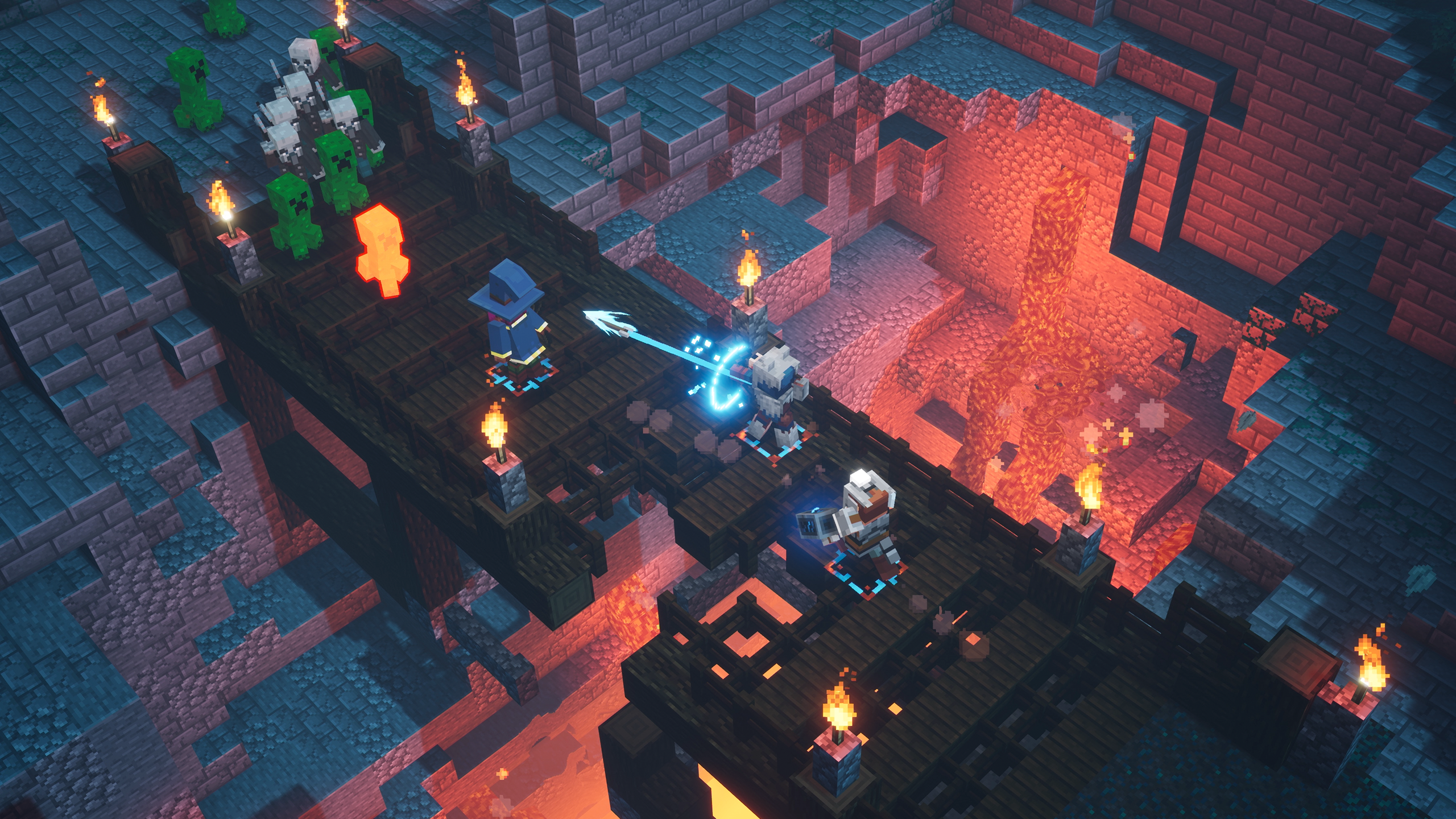 Minecraft Dungeons Is Like Family-Friendly Diablo