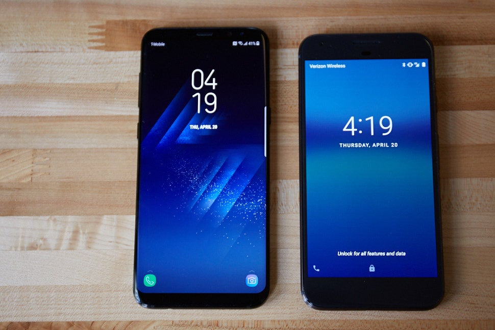 Samsung Galaxy S8 The Gizmodo Review Australia