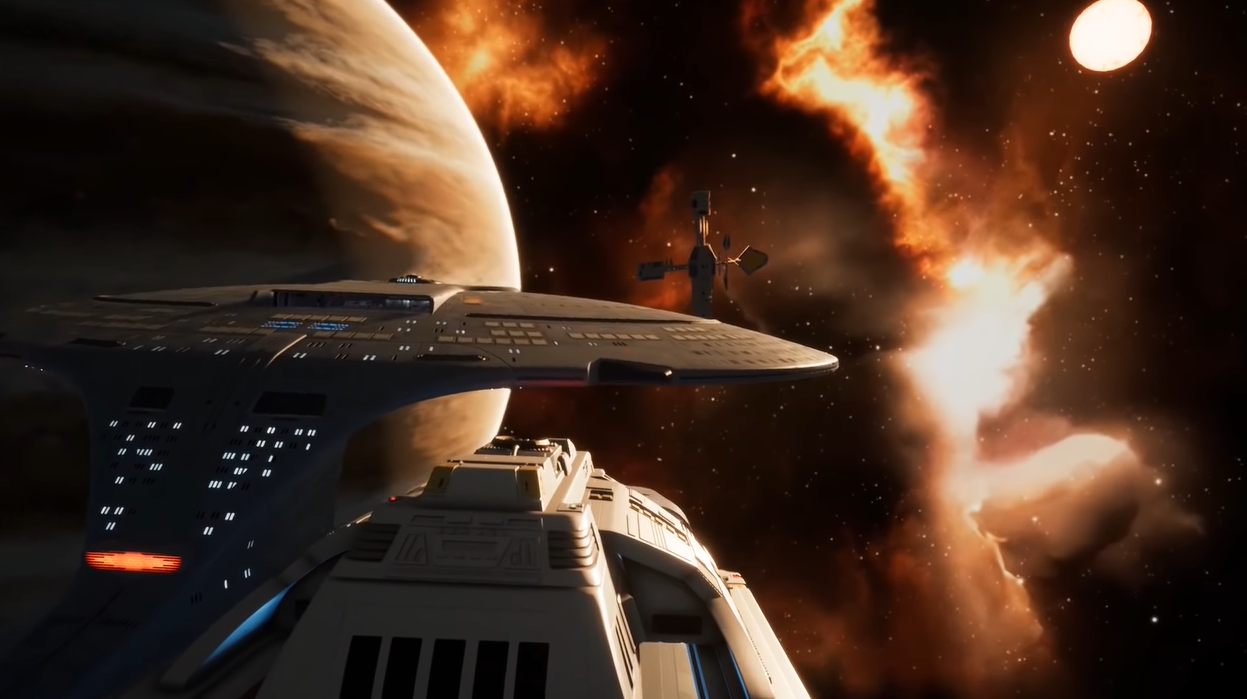 CBS Shuts Down Ambitious Fan Effort To Make A Virtual Starship Enterprise