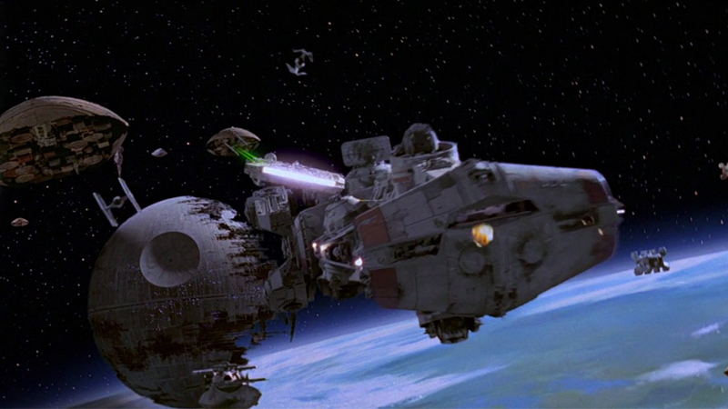 The Star Wars Ship Almost Everyone Forgets About