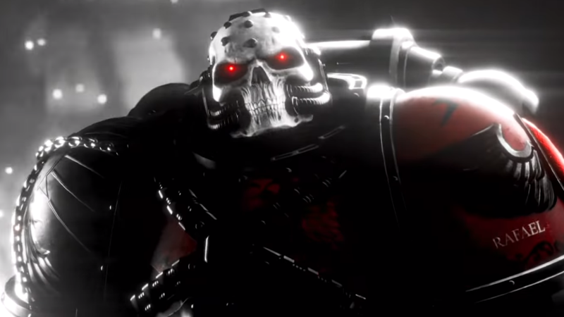 This Warhammer 40K Animated Series Looks Bloody Gorgeous (And Also Bloody)