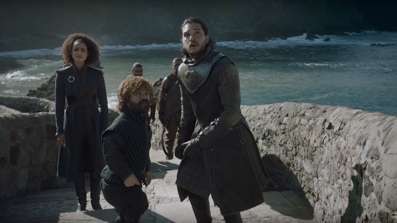 The Next Game Of Thrones Episode Just Leaked Days After That Huge HBO Hack