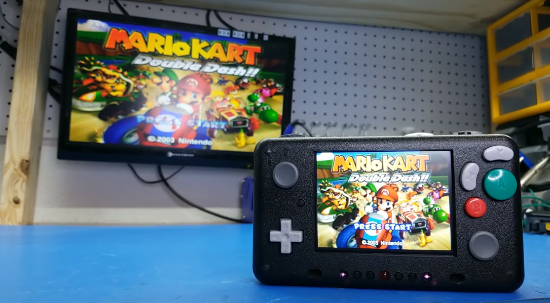 It Took Three Years To Make This Pocket-Sized Wii