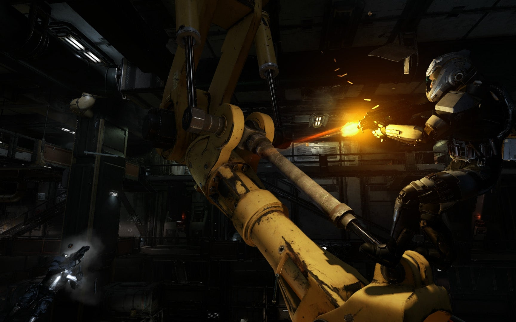 Gravity Is Optional In Star Citizen's First-Person Shooter Mode