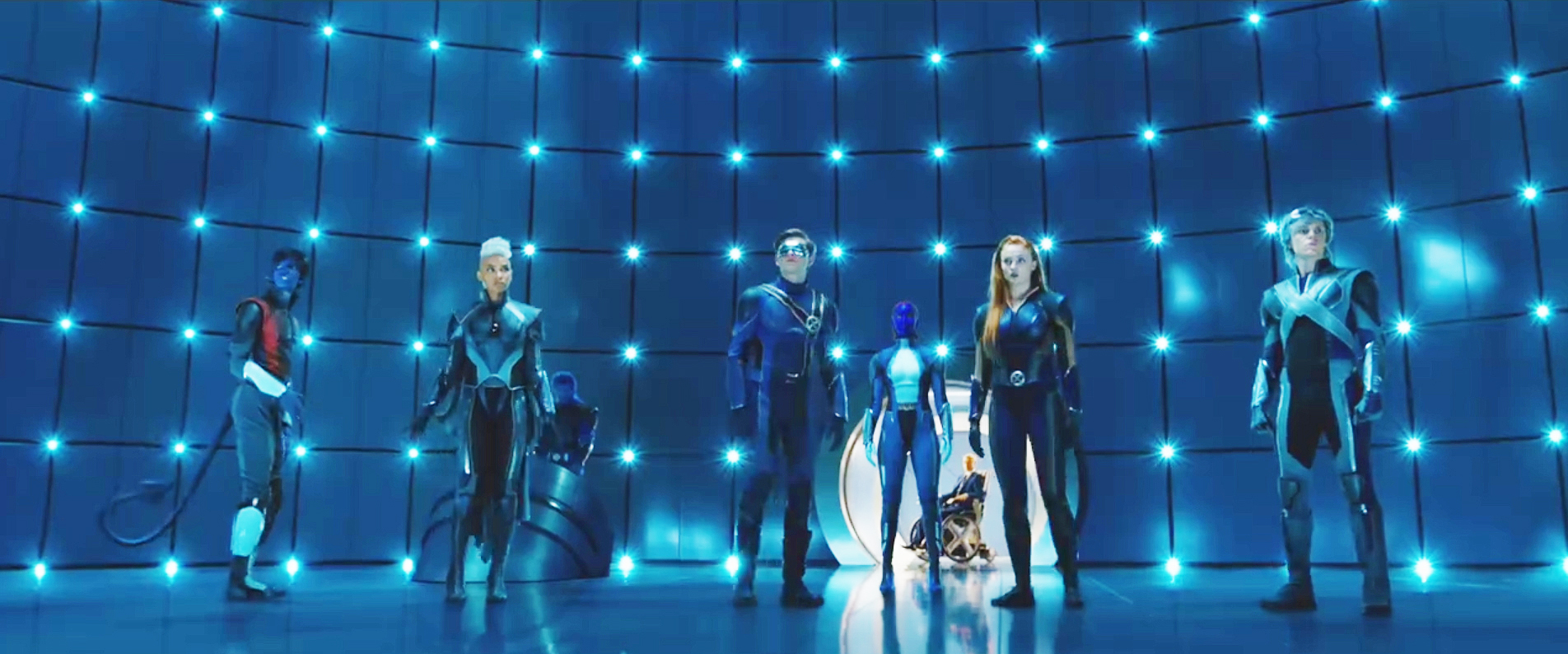 Check Out X-Men Apocalypse's Comic-Inspired Uniforms in All Their Goofy Glory