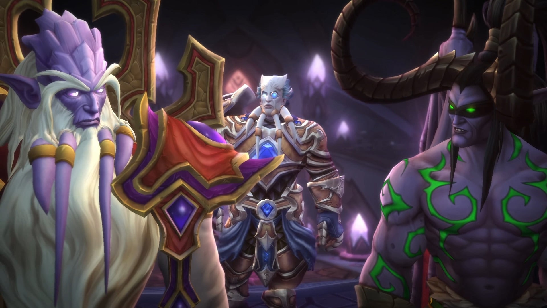 World Of Warcraft's Latest Would Have Made A Great Expansion