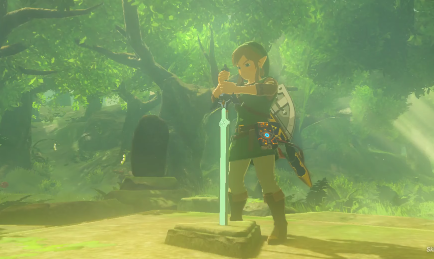 Zelda: Breath of the Wild Guide: How to Find the Phantom Armor