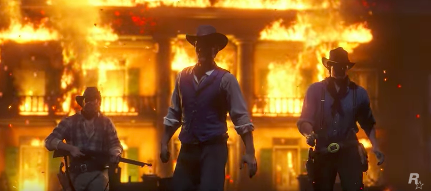 Red Dead Redemption 2 Is A Prequel About Dutch's Gang