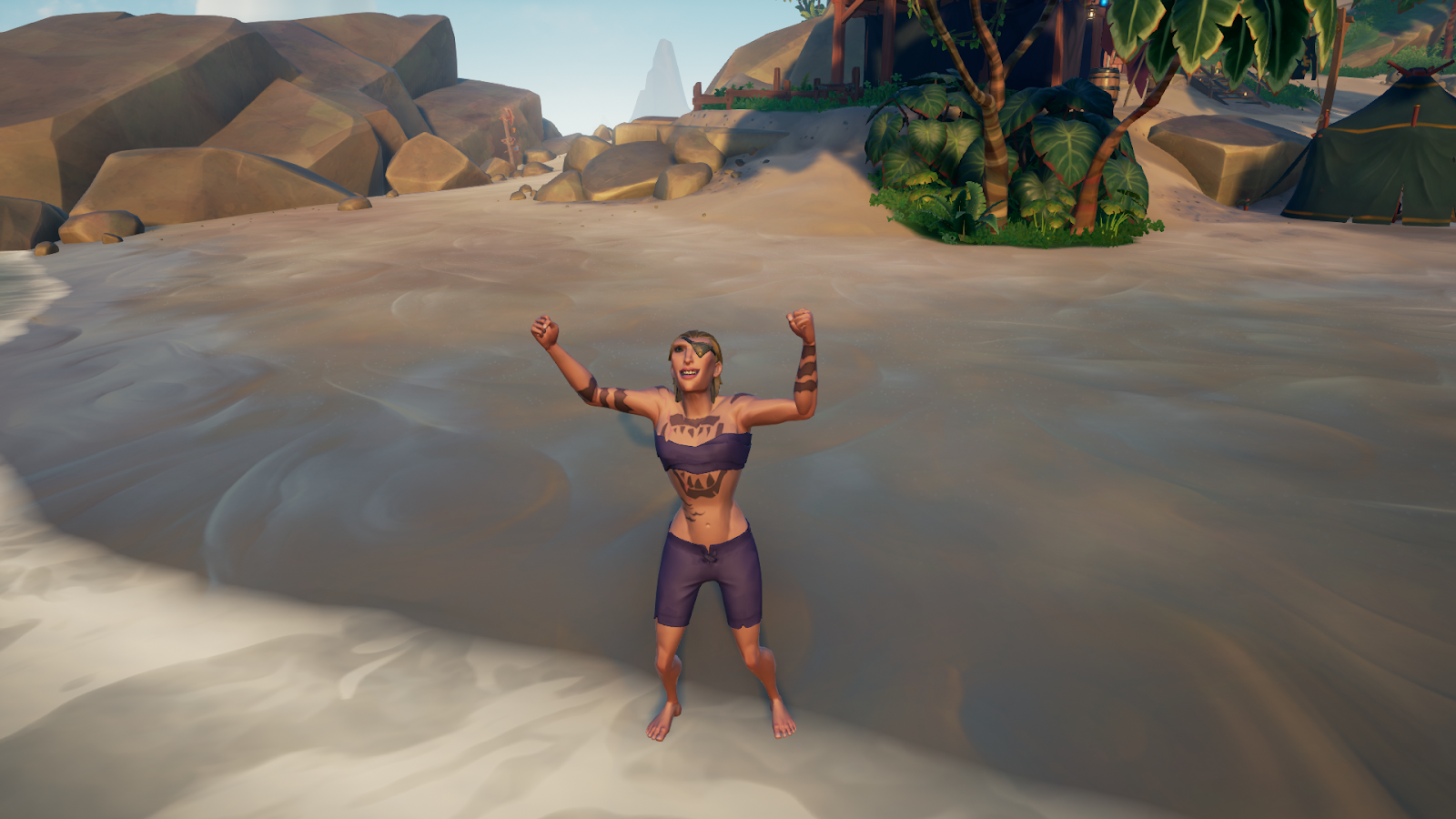At Last, You Can Dye Underwear In Sea Of Thieves
