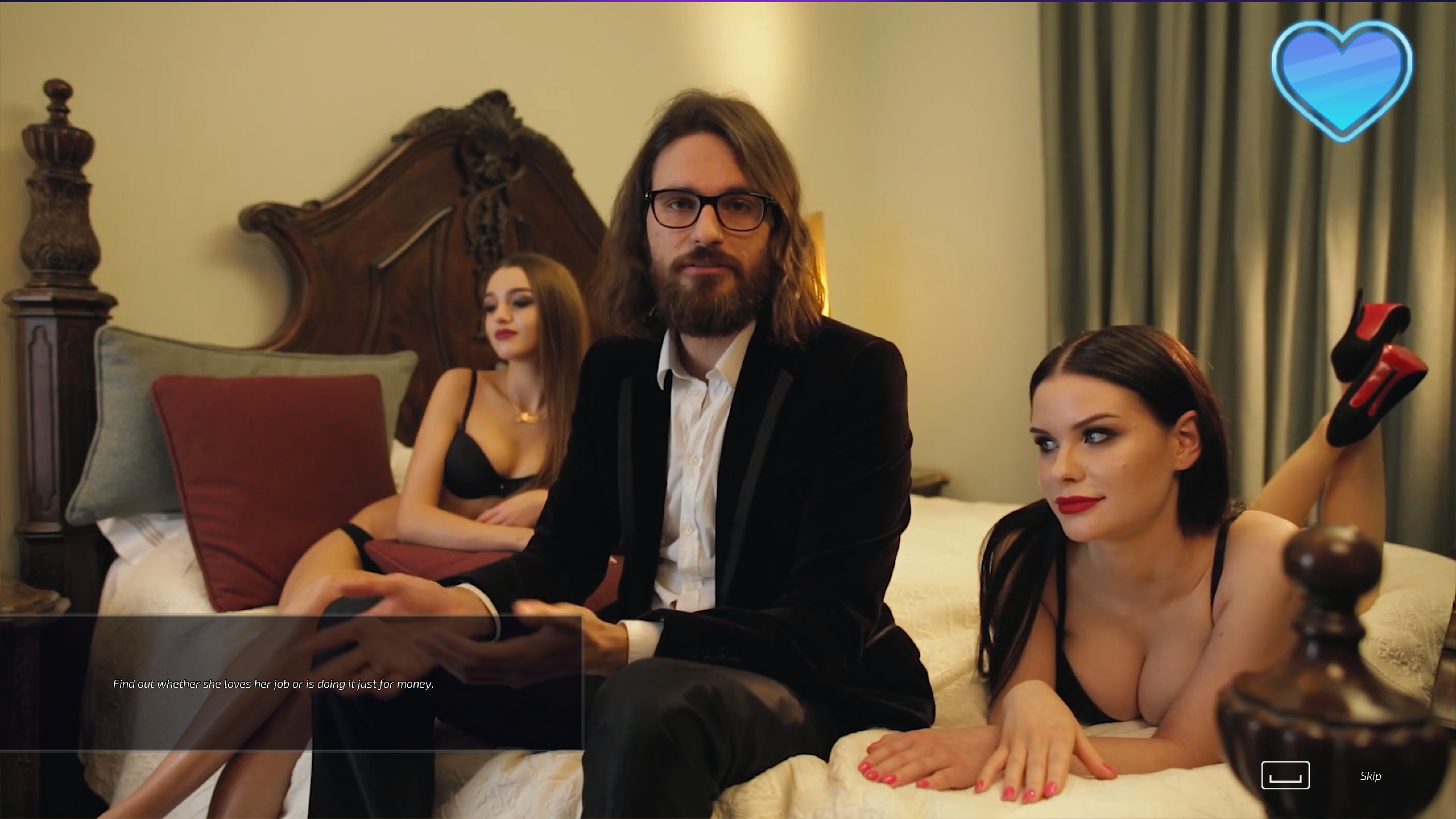 I Played Super SeducerSo You Don't Have To