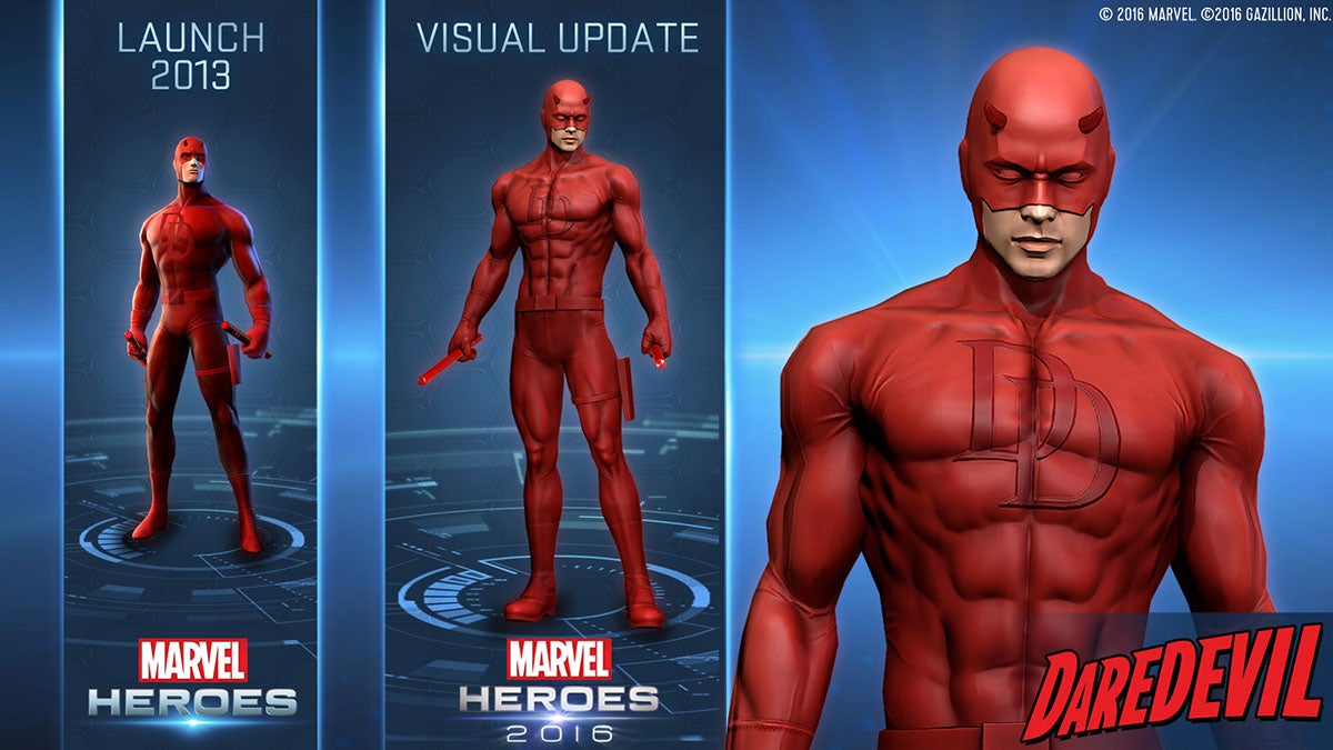 Marvel Heroes Is A Great Place To Work Out Your Post-Daredevil Season Two Frustrations
