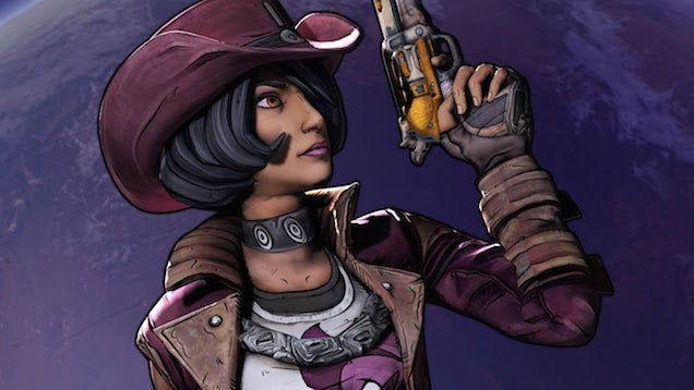 We Were Wrong To Make Borderlands 2's Heroes So Quiet