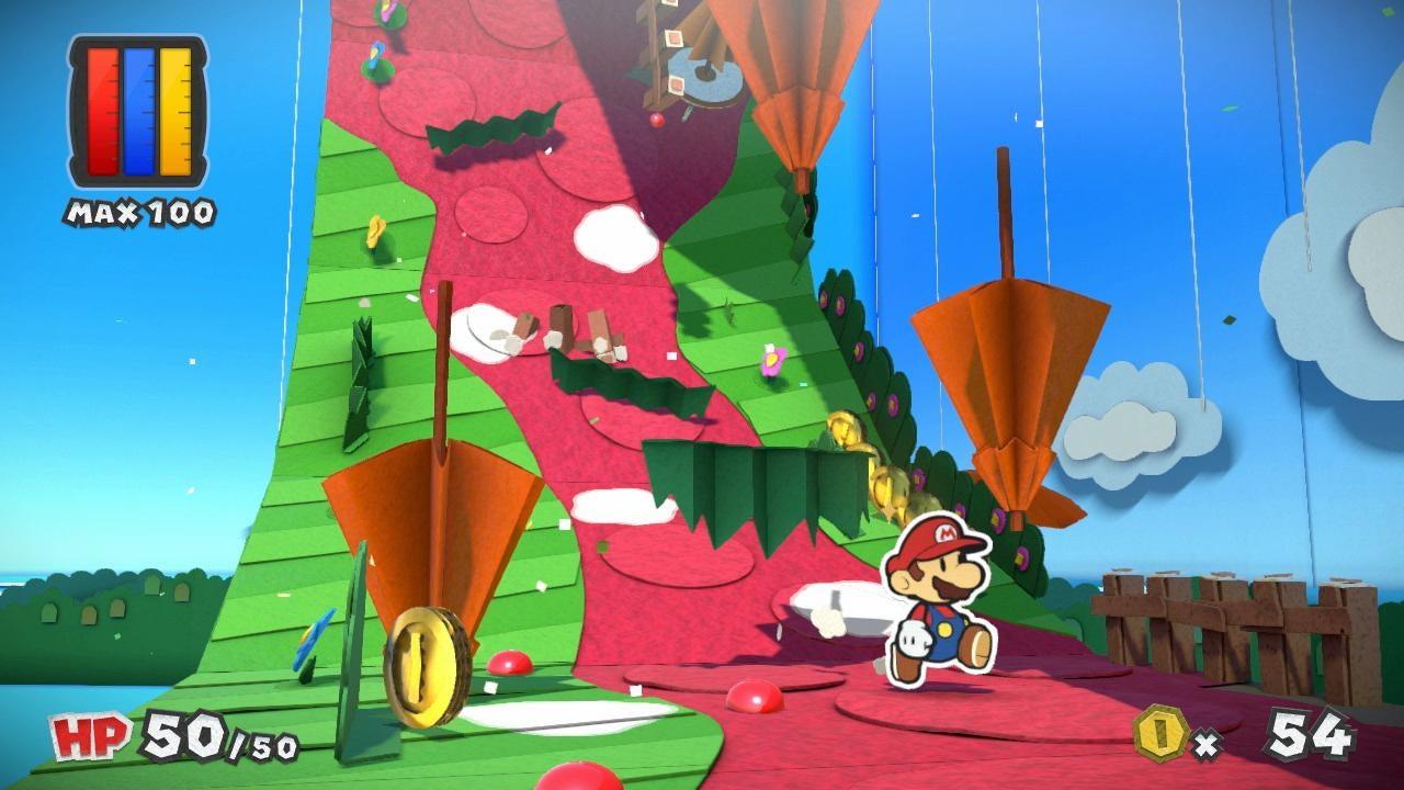 Paper Mario Color Splash The Kotaku Review Kotaku Australia
