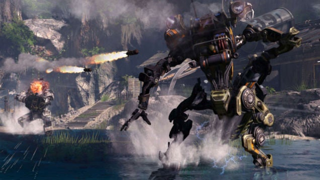 Titanfall Is Getting Two New Modes In Its Next Update
