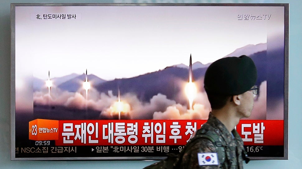 North Korea Just Had Its Most Successful Missile Launch Yet