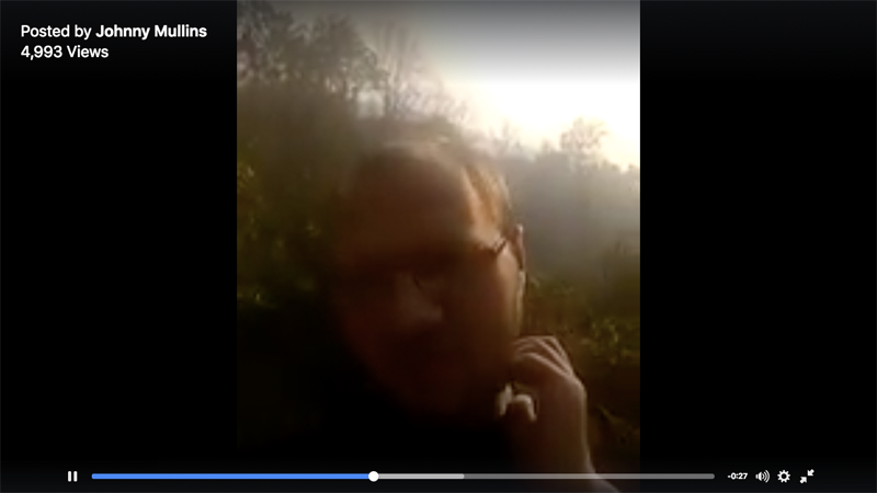 'Aspiring Weatherman' Allegedly Starts Forest Fire For Facebook Views